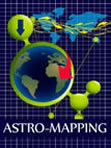 Astro-mapping with Solar Maps in Solar Fire